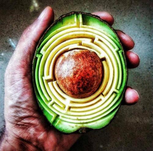 Avocado Art